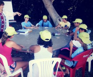 curso inglés para niños - Mangold